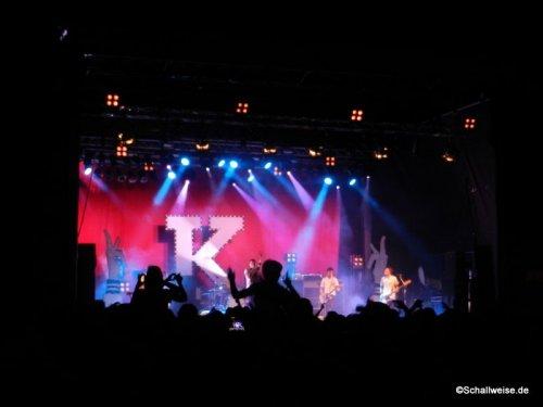 Kraftklub Live