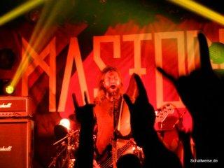 Mastodon Live in Frankfurt