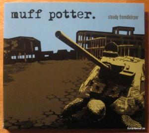 CD Cover von muff potter - steady fremdkörper