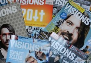 Visions Magazin Probe Abo