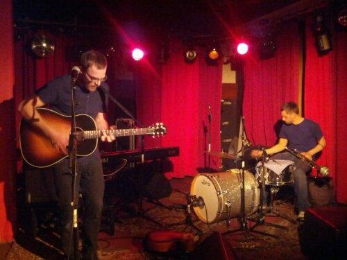 Der Herr Polaris Live im Muz Club Nürnberg