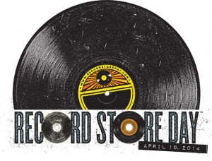 Logo Record Store Day 2015